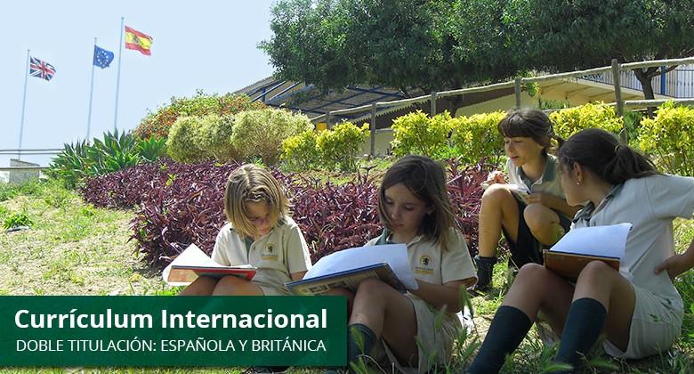 Currículum internacional. Doble titulación: española y británica