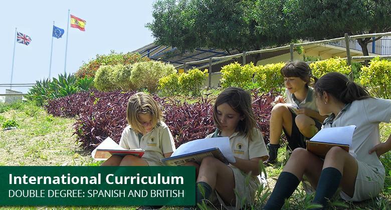 International curriculum. Novaschool Sunland International