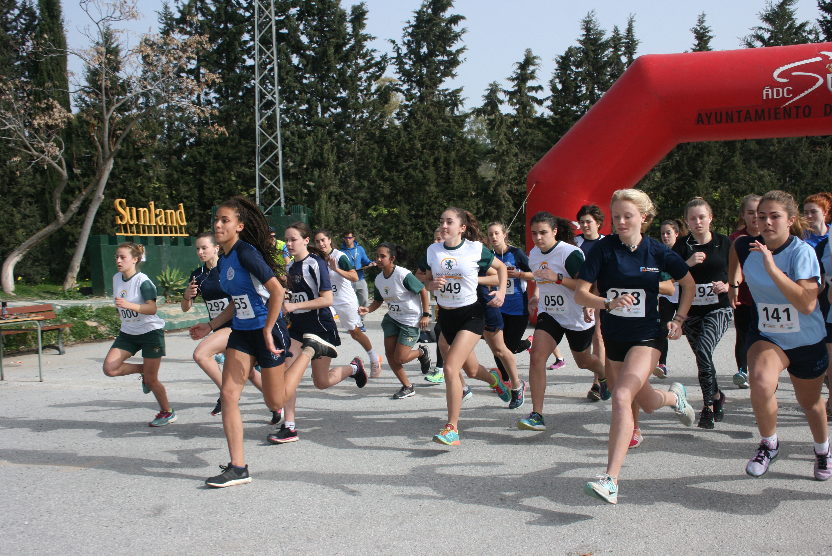 Cross Country reunites the best International Schools on the