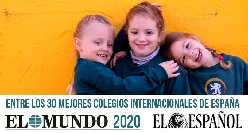 mejor colegio internacional de españa 2020