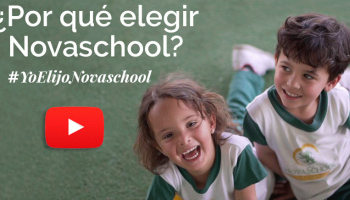 Video promocional del grupo líder en educación Novaschool