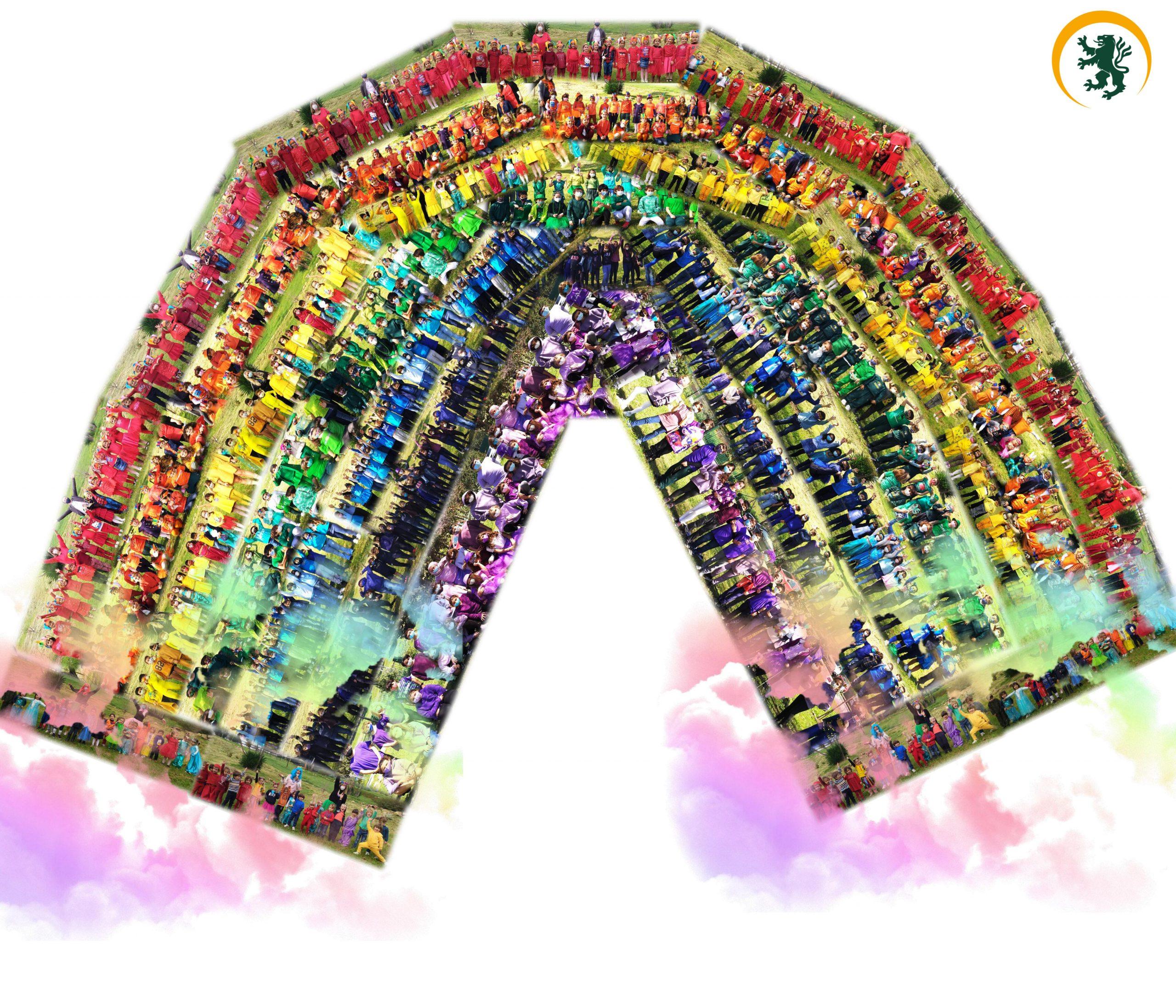 carnival rainbow 2021